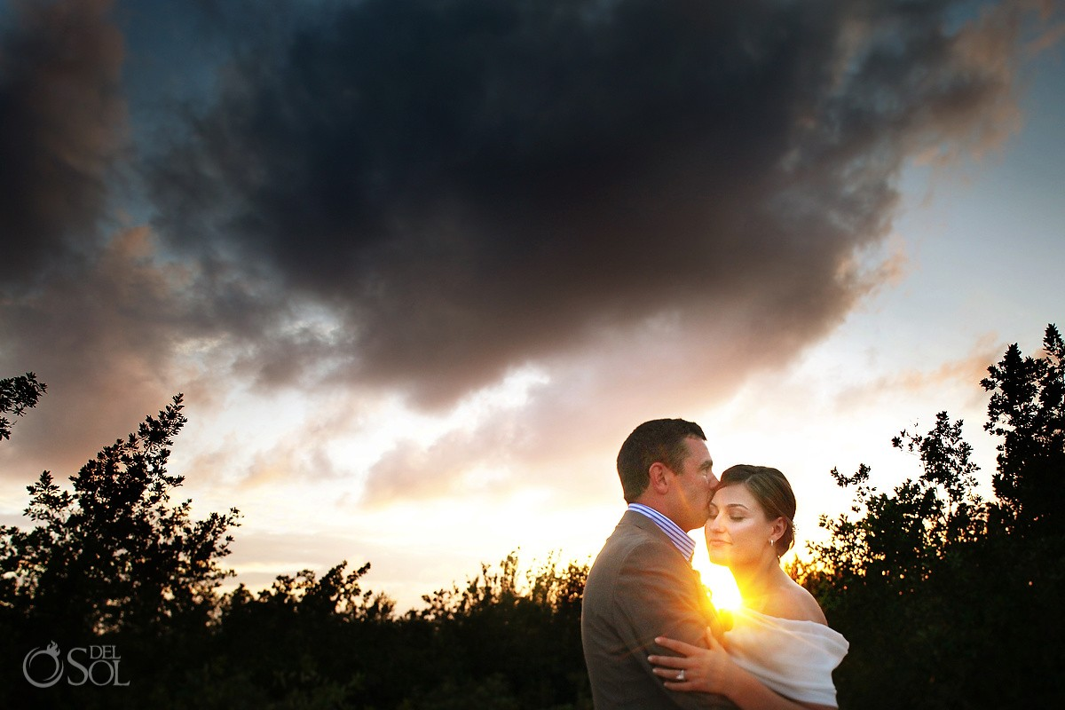 Rosewood Mayakoba Destination Wedding Photo