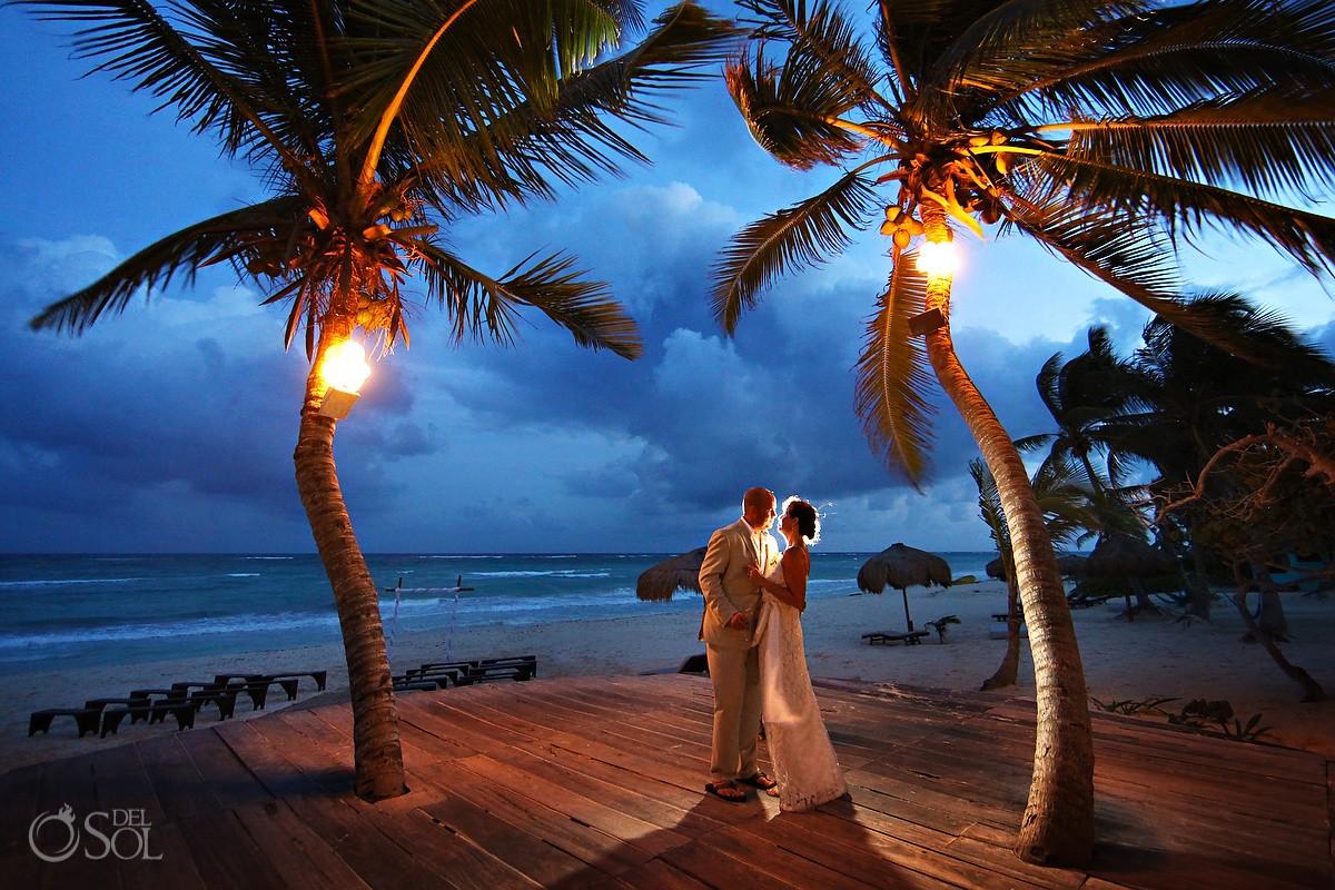 la zebra destination wedding photo