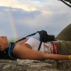 Sol Tamargo rainbow