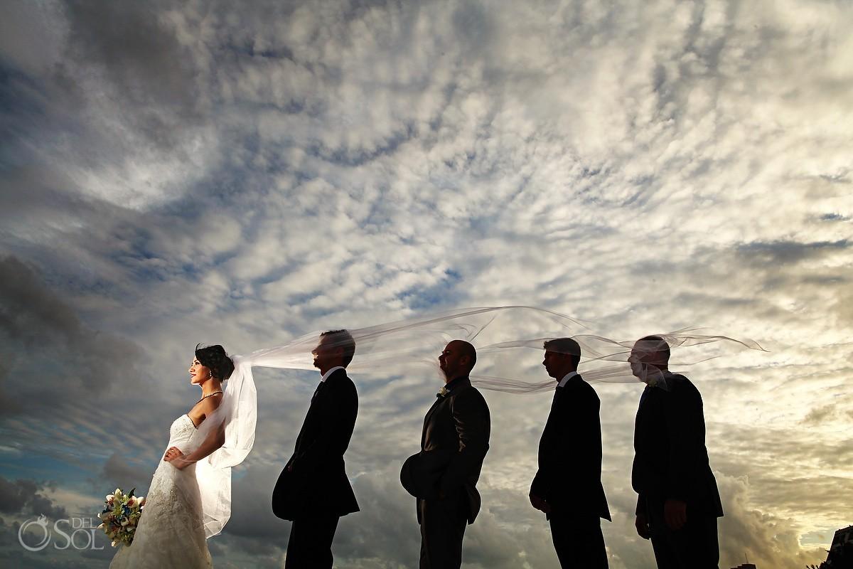 Cancun Wedding Fiesta Americana Condesa