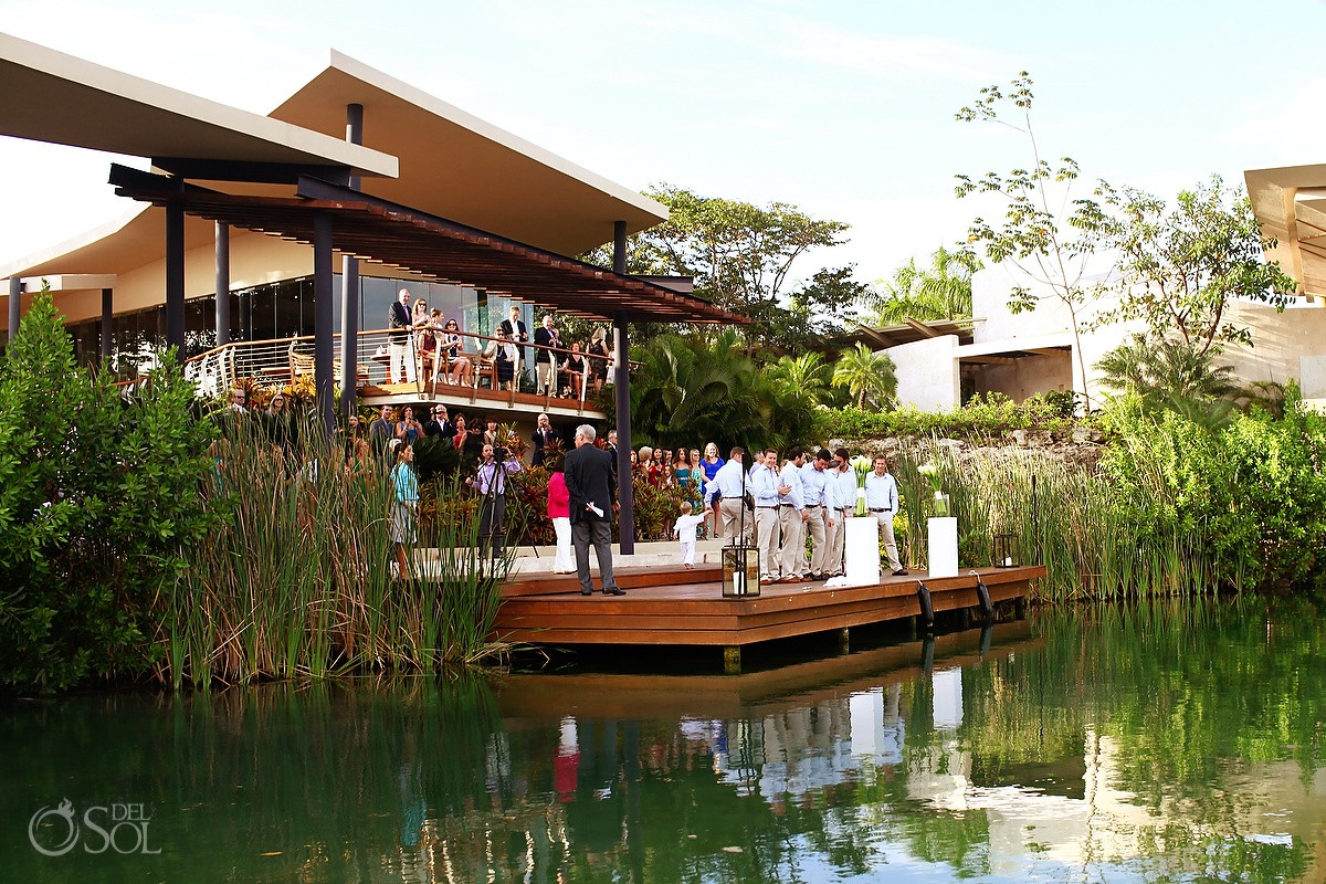 Rosewood Mayakoba Destination Wedding Riviera Maya