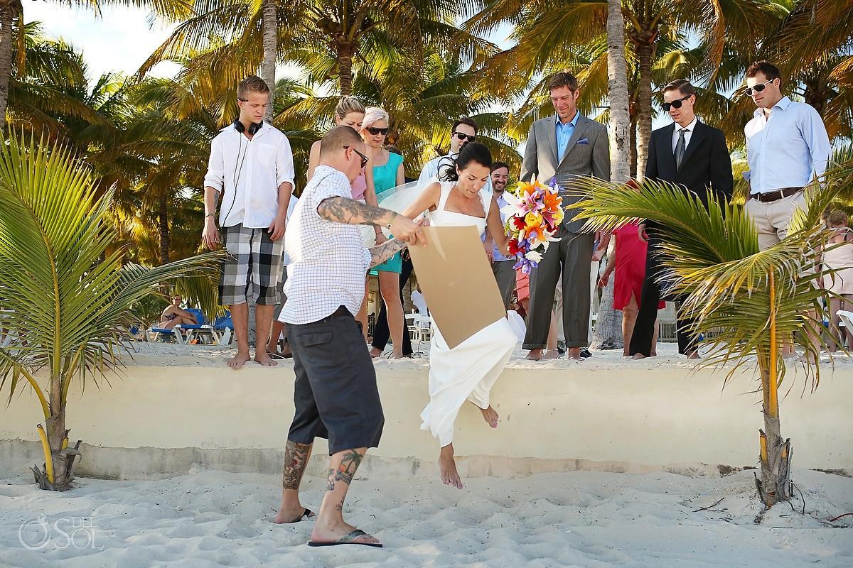 Mexico Wedding Riu Palace Riviera Maya Emily And Ryan