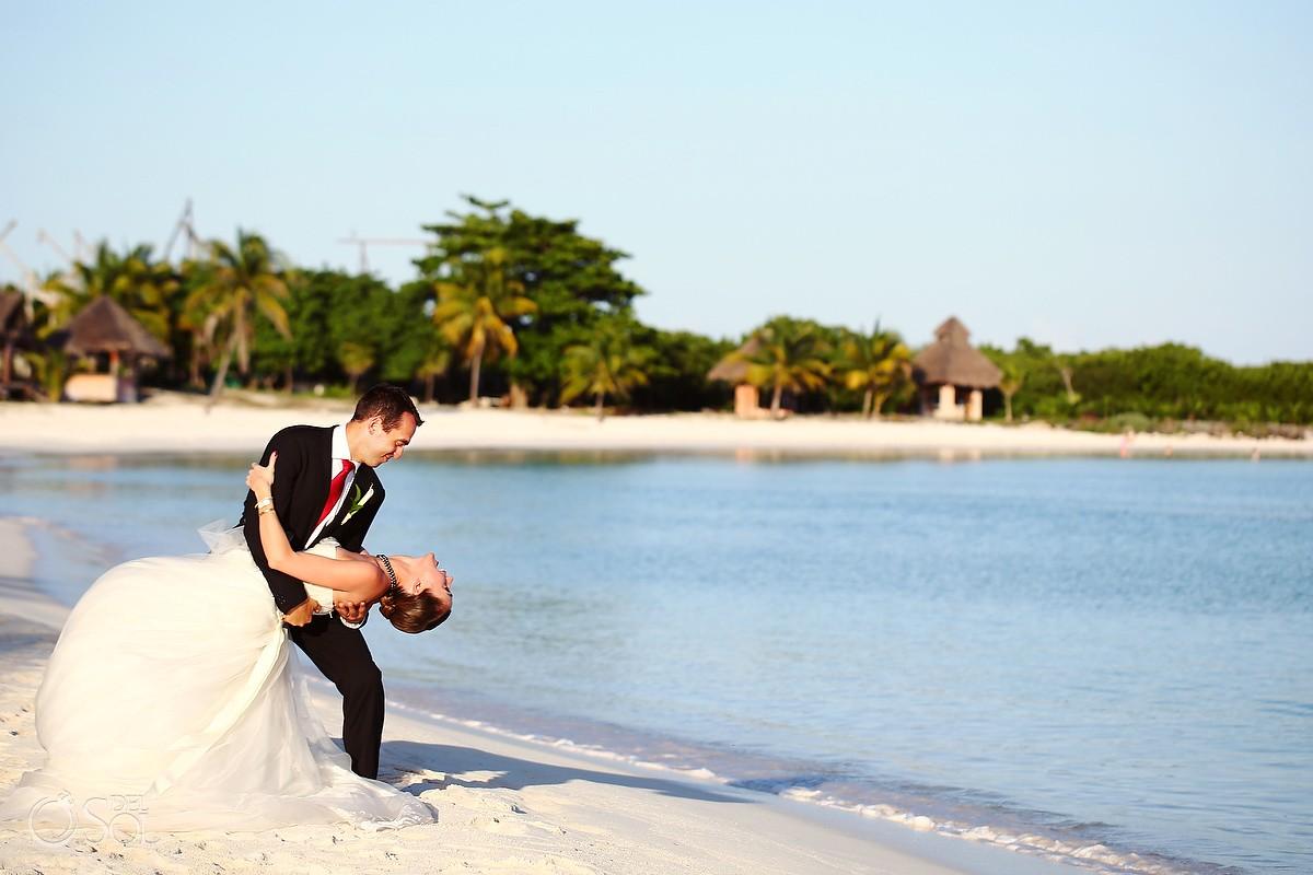 Hotel Esencia wedding photo