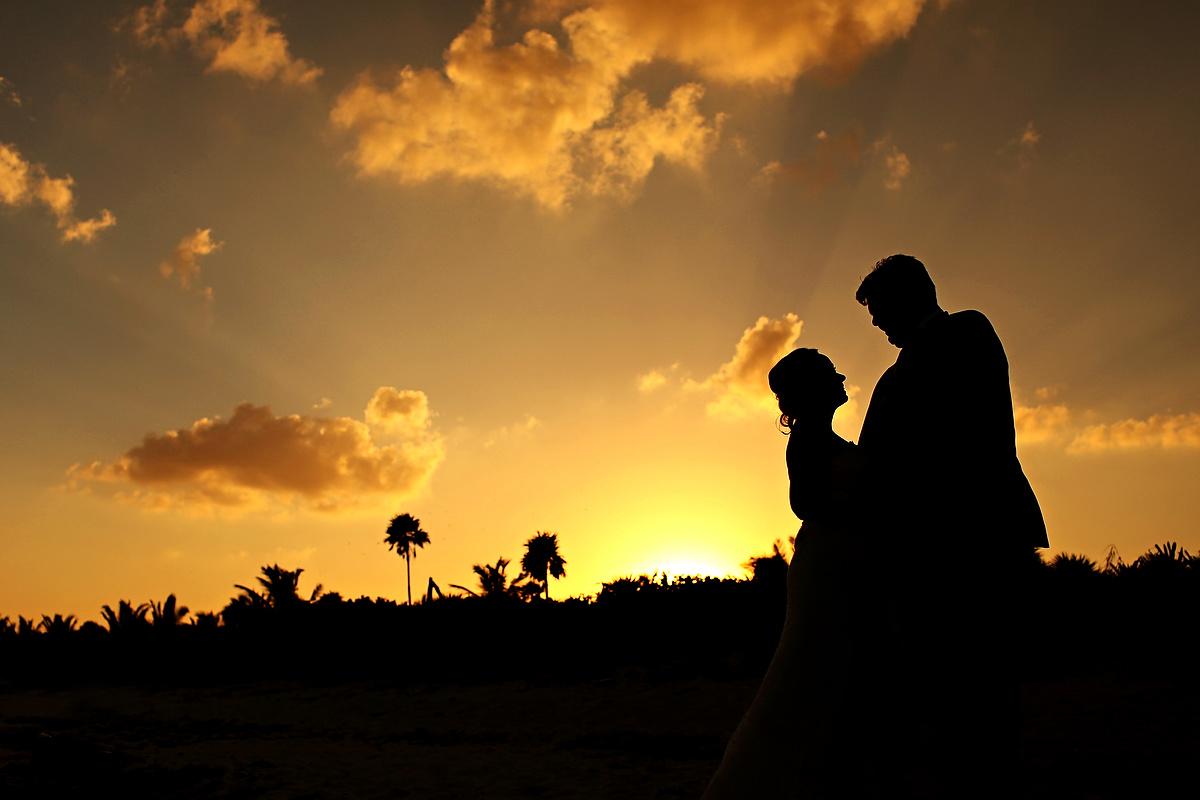 Dreams Tulum Destination Wedding - Riviera Maya Mexico #Aworldofitsown