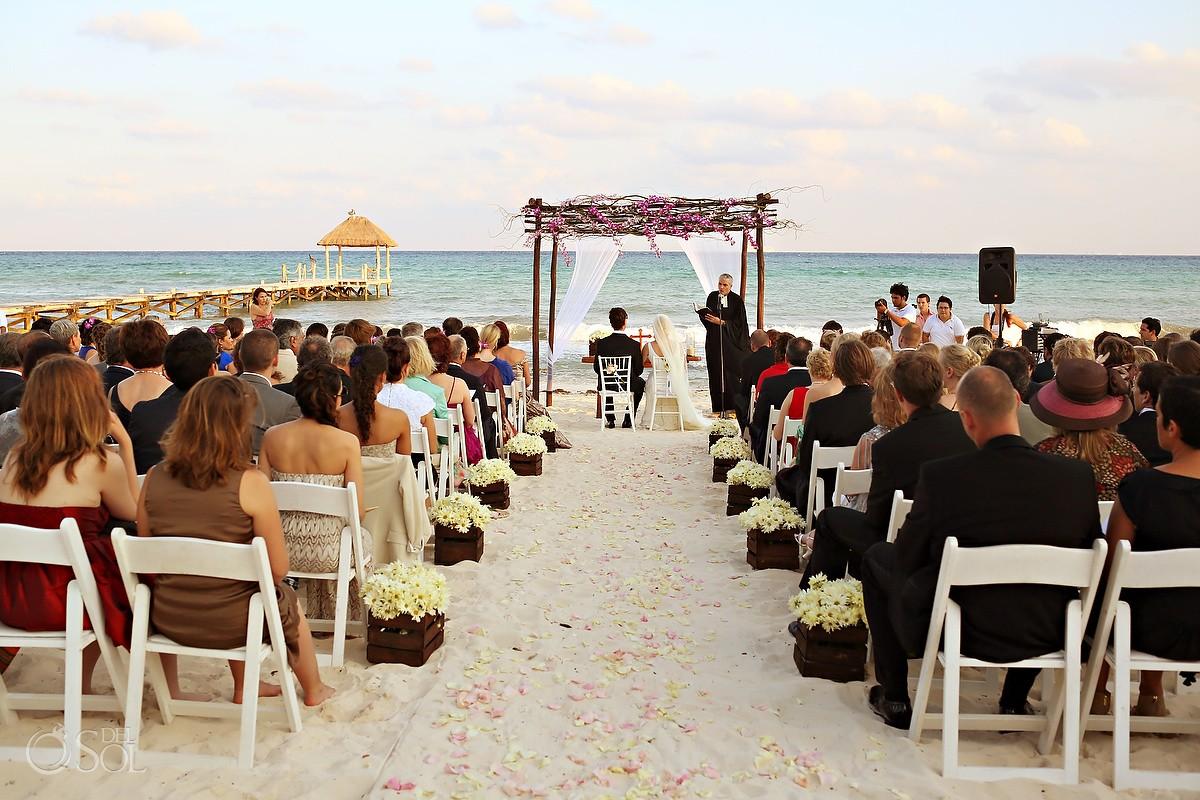 Playa Del Carmen Destination Wedding At The Viceroy Riviera Maya