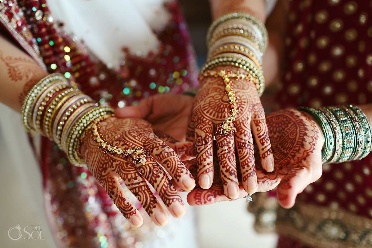 South East Asian Weddings henna