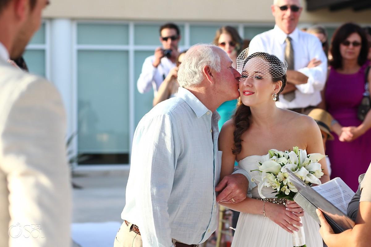 Now Jade Destination Wedding Father Daughter