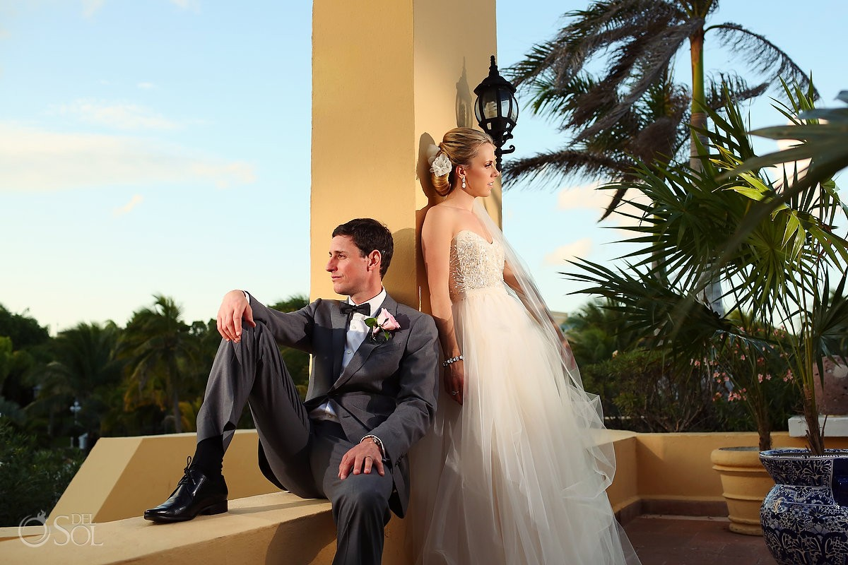 Playa Del Carmen Destination Wedding The Royal Hideaway Bonnie And Jay