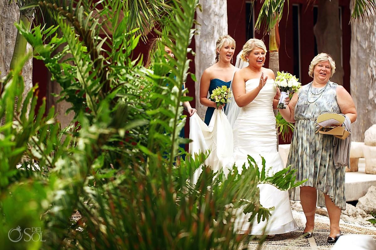 zoetry paraiso de la bonita mexico beach wedding