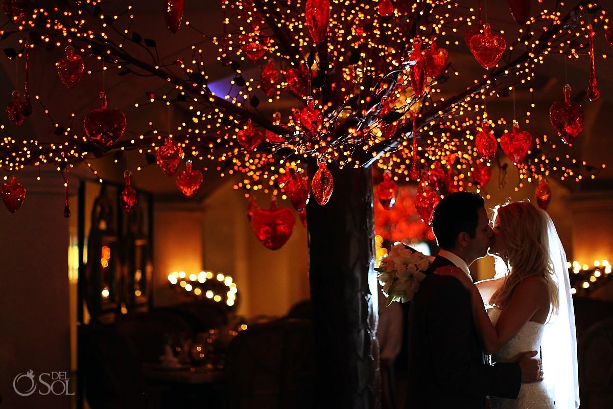 Secrets Silversands Wedding Reception