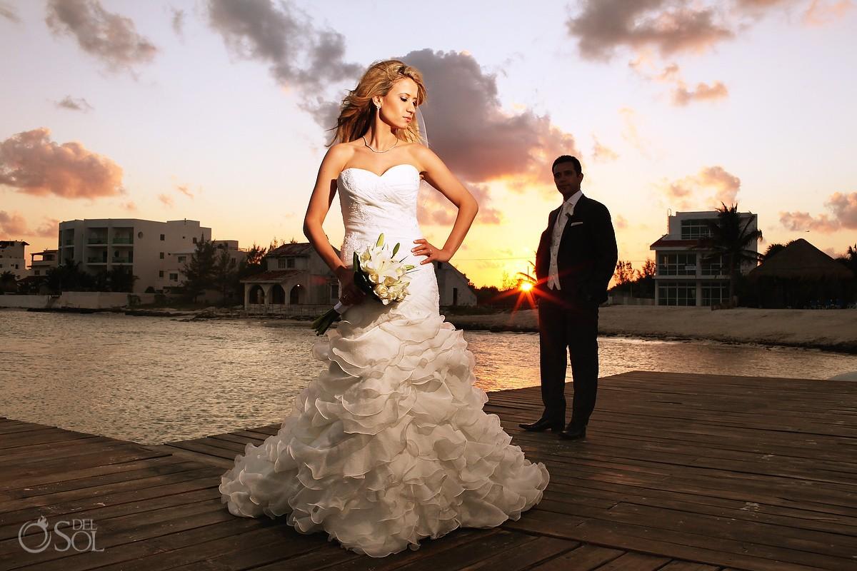 Secrets Silversands Wedding