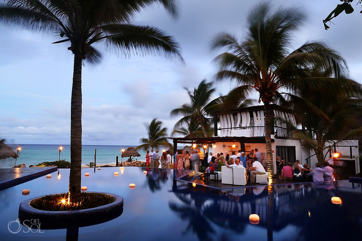 Wedding Le Reve Hotel and Spa Riviera Maya