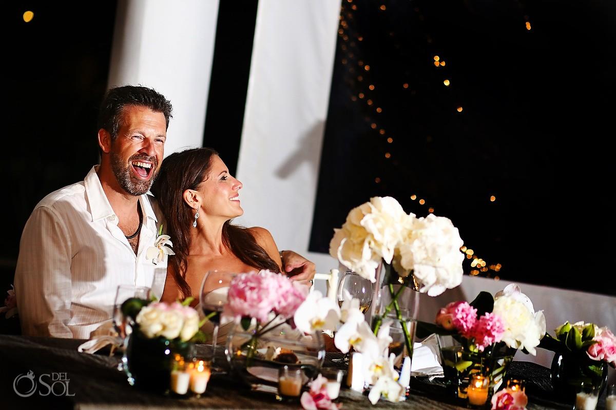Wedding reception Le Reve Hotel and Spa Riviera Maya