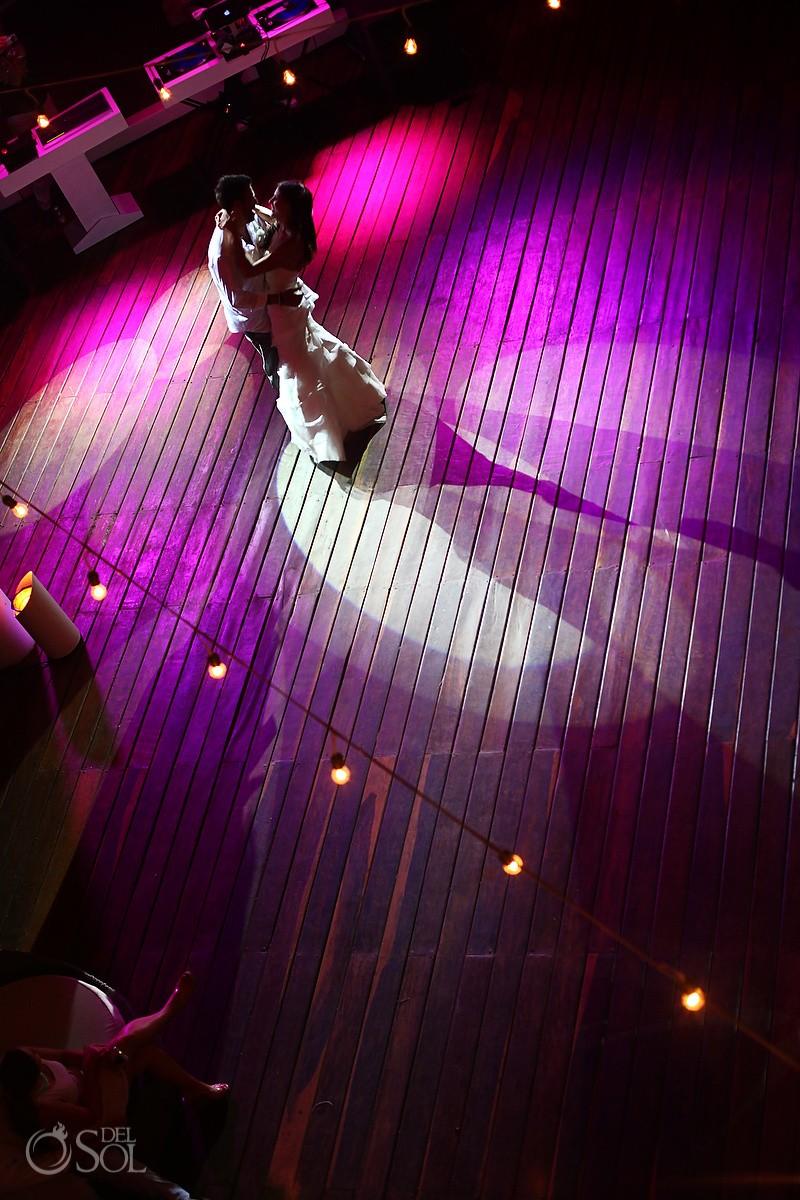 Reception wedding Le Reve Hotel and Spa Riviera Maya