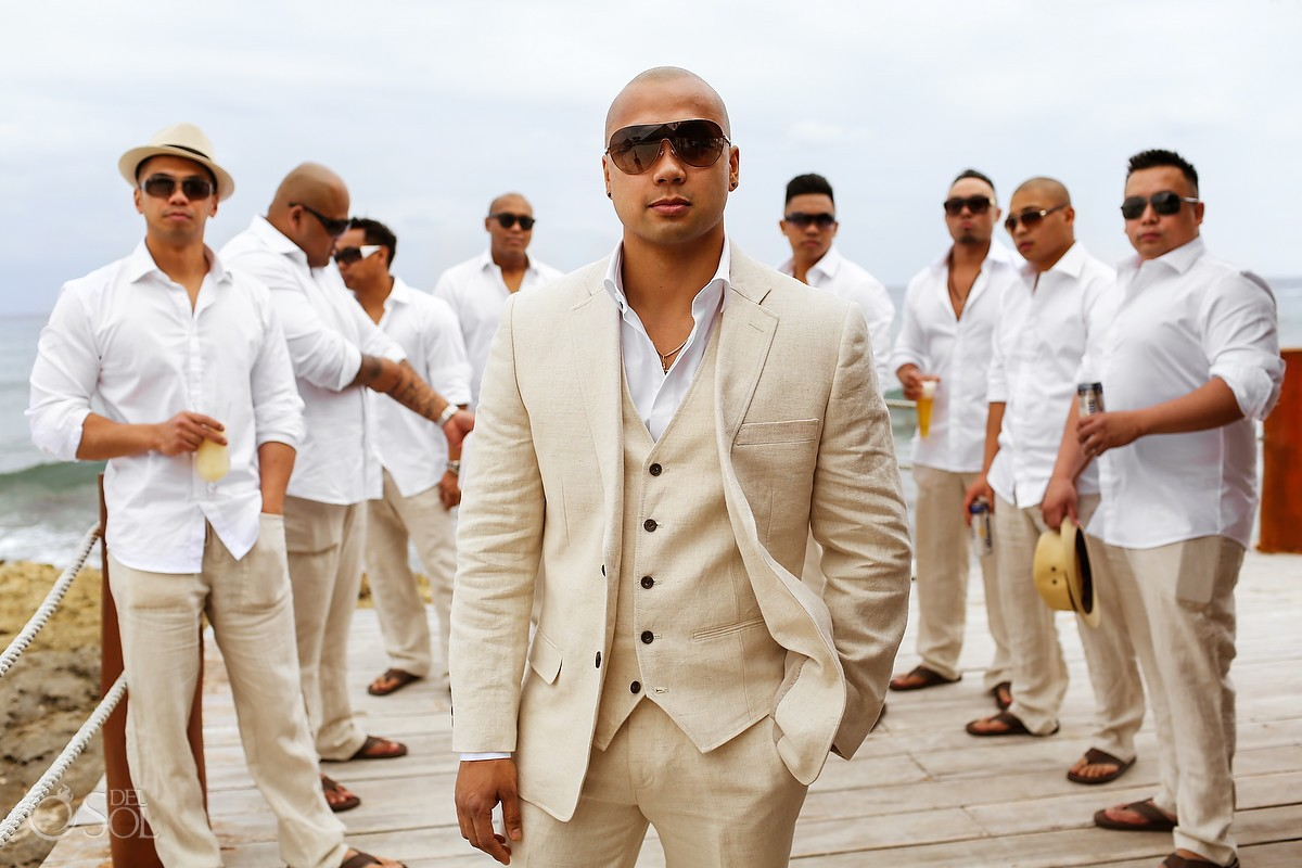 Beach Wedding Clothing for Men | Dress images