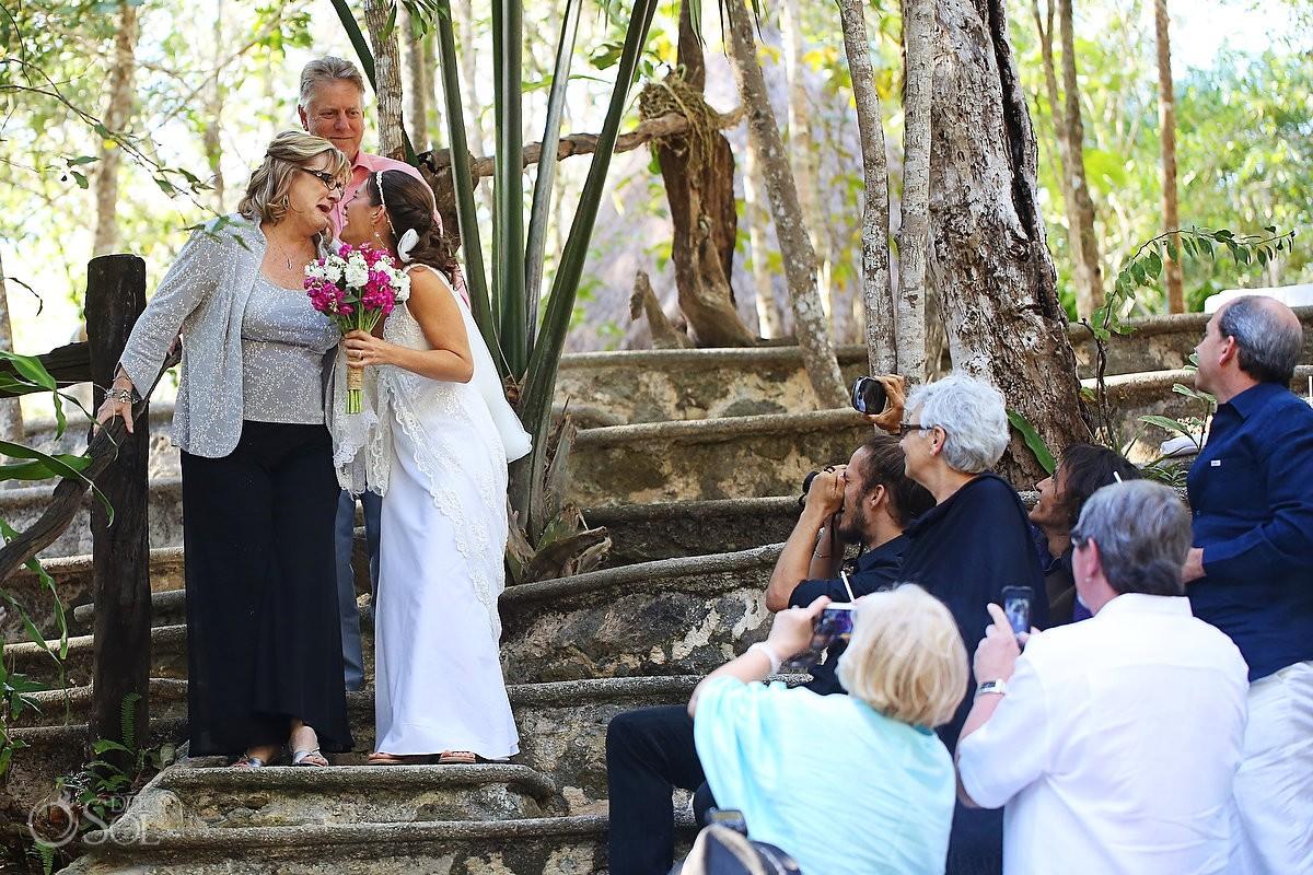 Riviera Maya wedding Pueblo Sacbe
