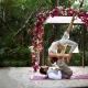 Acro Yoga wedding for a destination