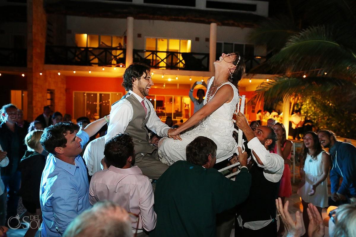 Riviera Maya wedding Villa Valhalla