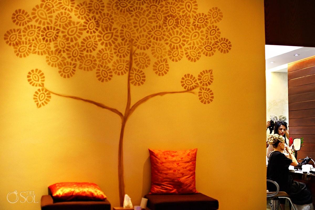 Grand Velas Riviera Maya luxury resort interior detail
