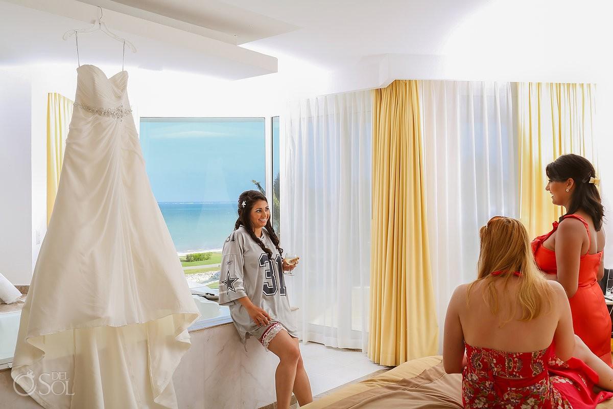 cancun wedding moon palace resort stephanie and dallas