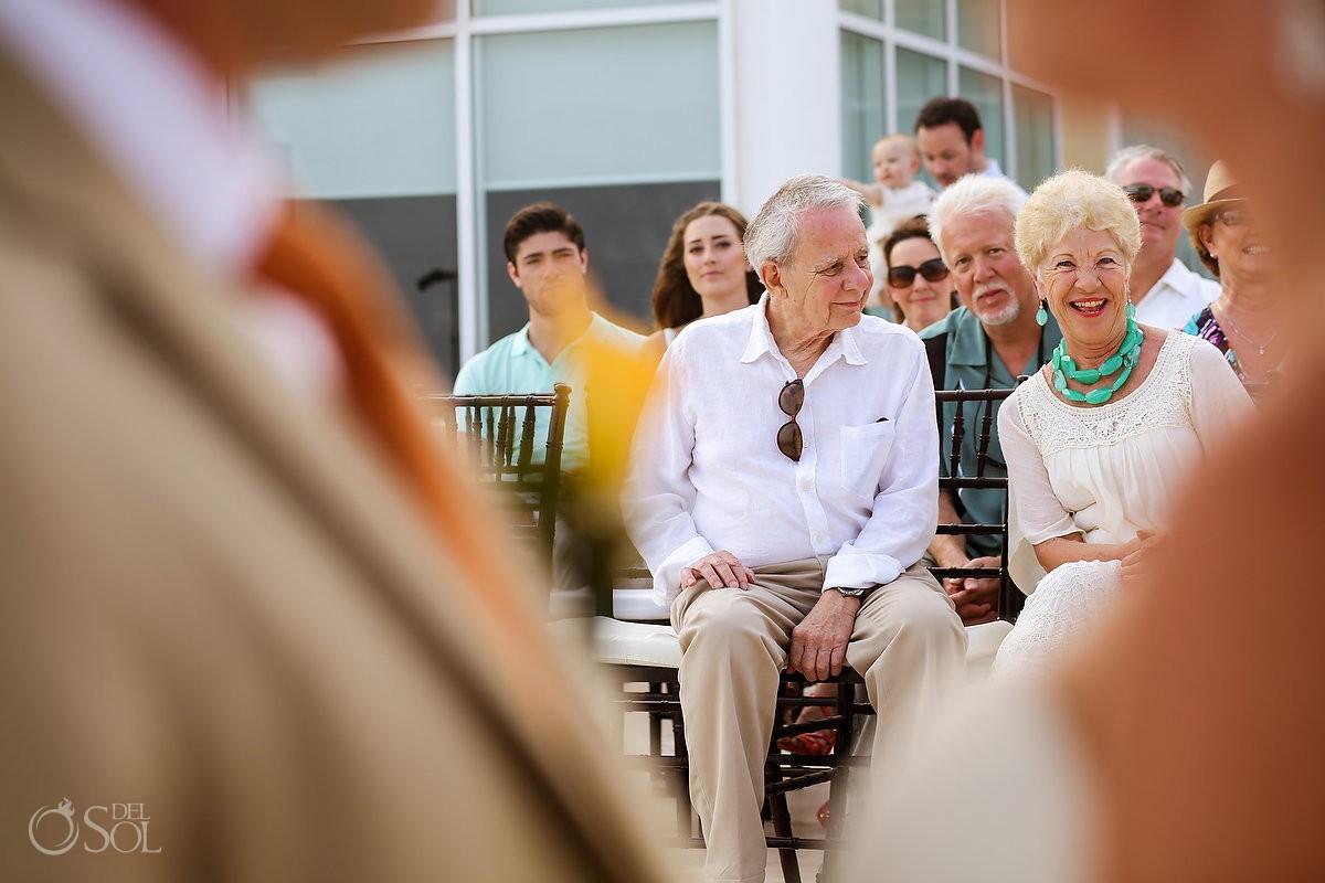 Riviera Maya destination wedding guests