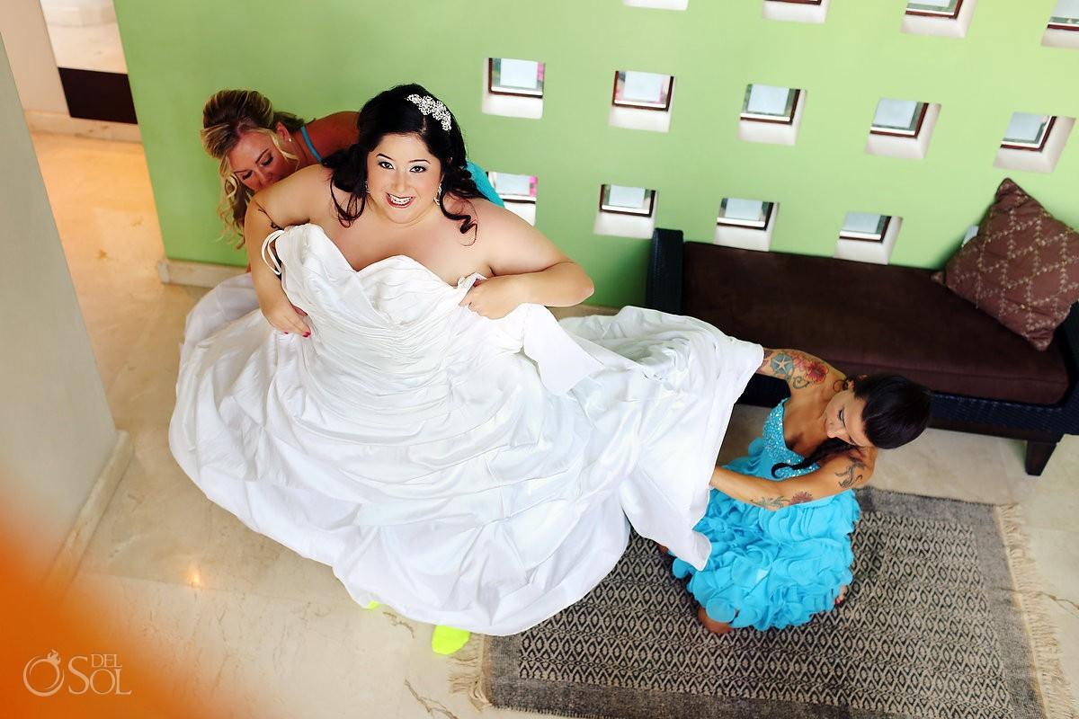 Wedding Playa del Carmen El Taj same-sex