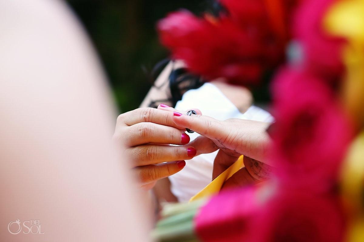 Wedding same-sex Playa del Carmen Mexico