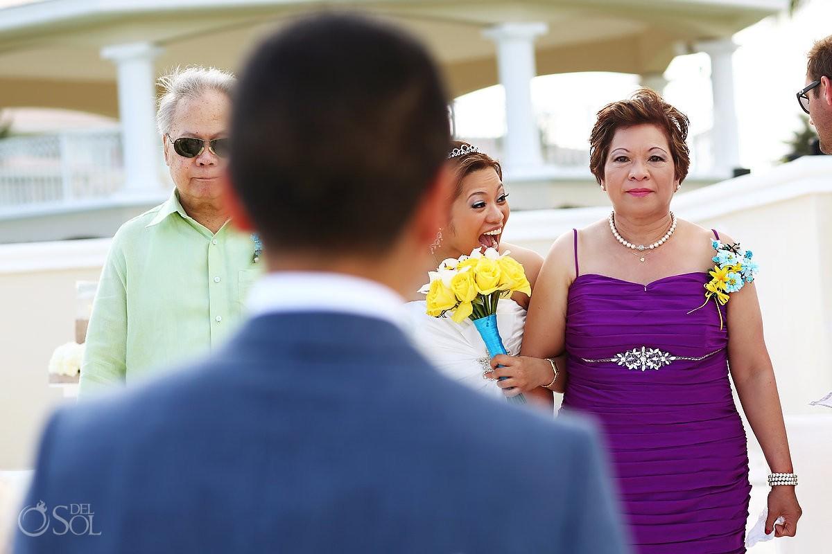Wedding Moon Palace Cancun