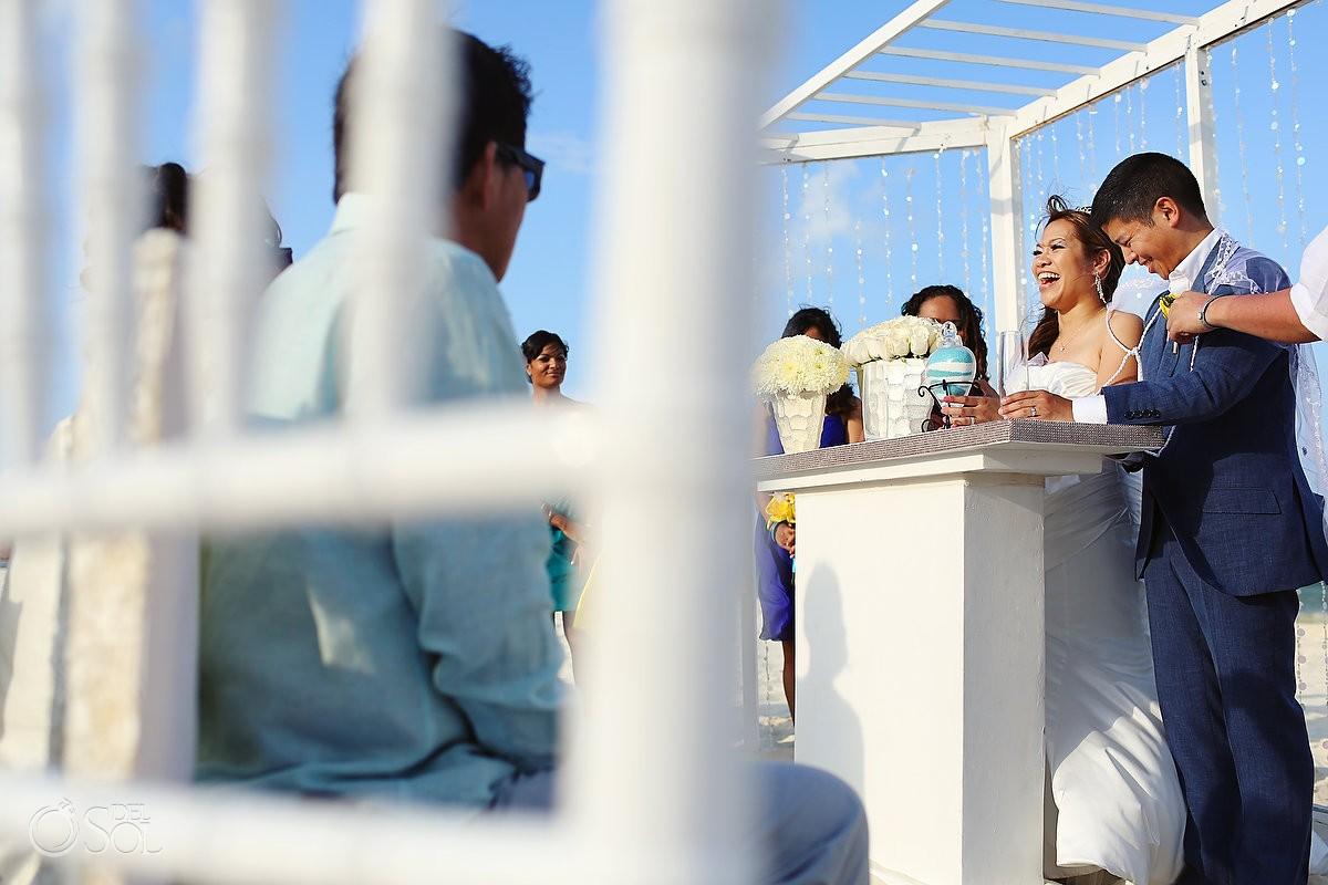 Wedding Moon Palace Resort beach