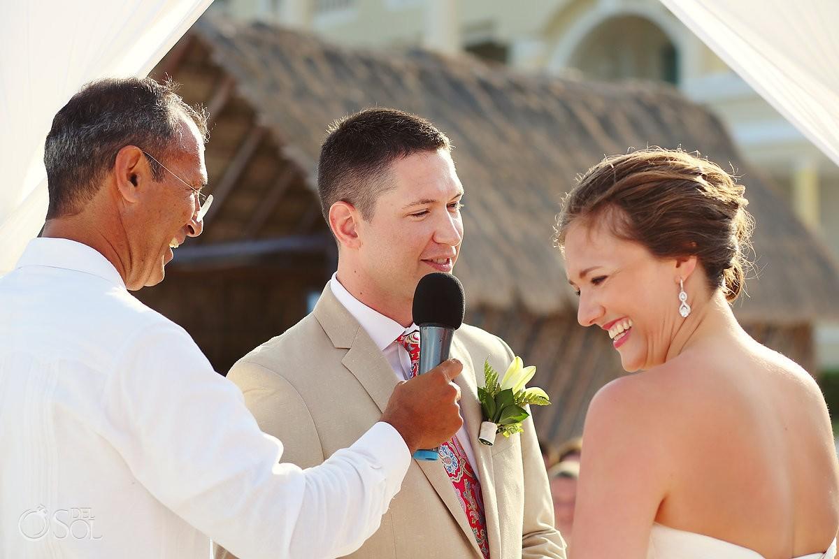 Wedding beach Riviera Maya Iberostar