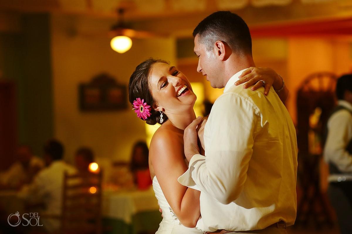 Riviera Maya wedding reception Iberostar