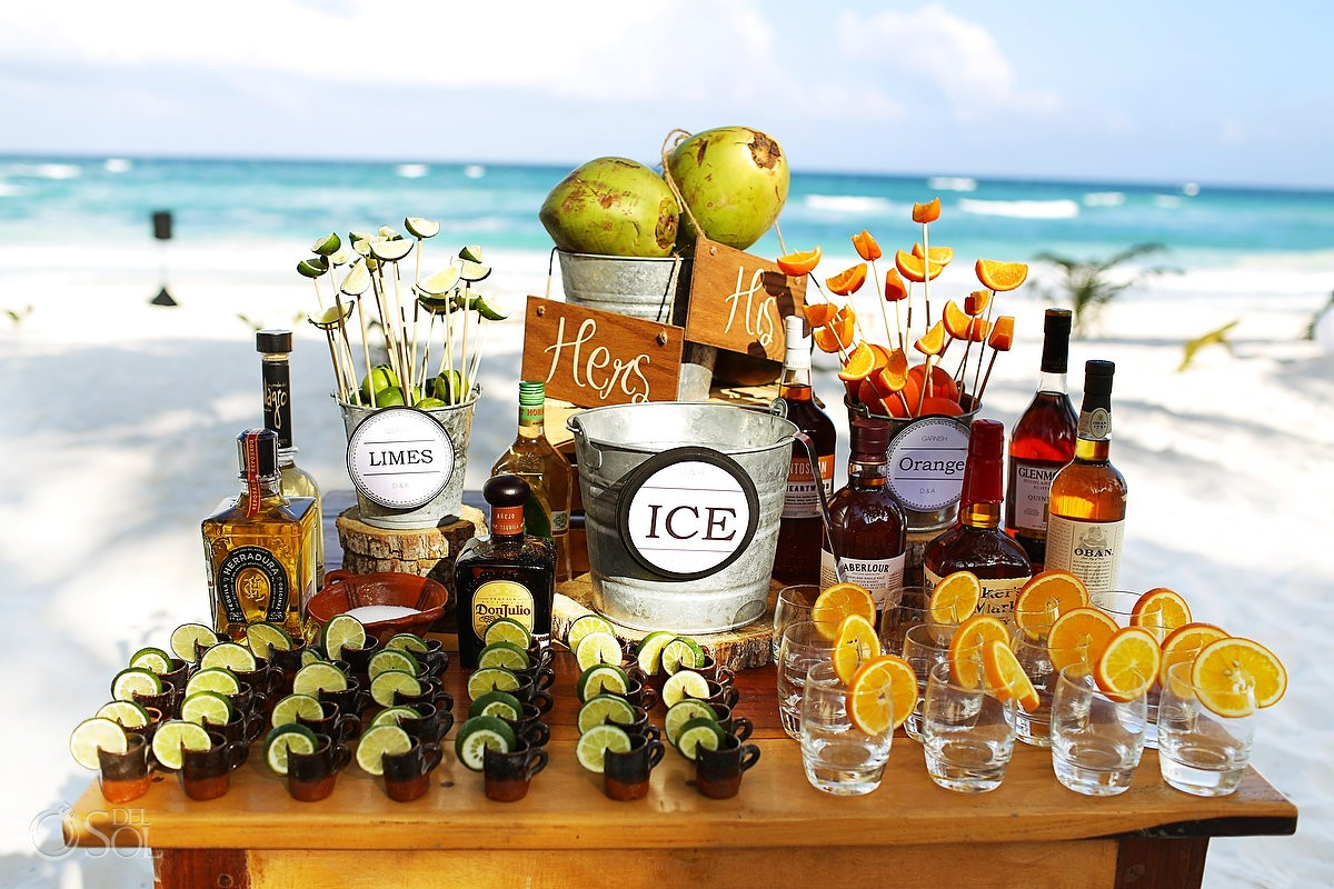Alcohol For Wedding Reception Wedding Decor Ideas