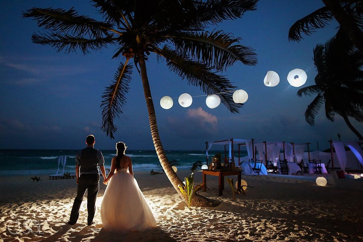 tulum #Destinationwedding Wedding Akiin Beach Club
