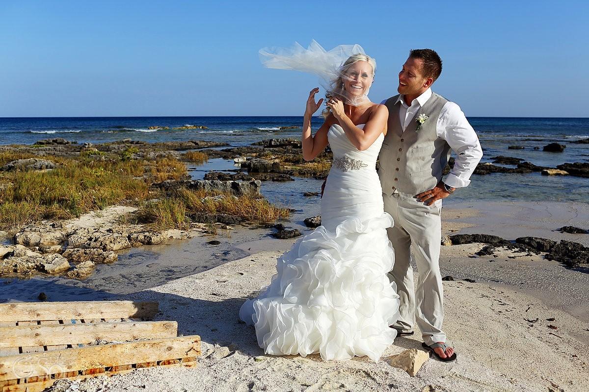 Wedding beach Riviera Maya Barcelo Maya Palace Resort
