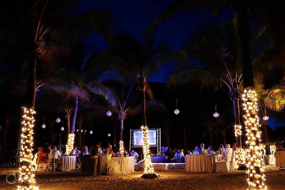 Barcelo Maya Palace Resort Riviera Maya wedding