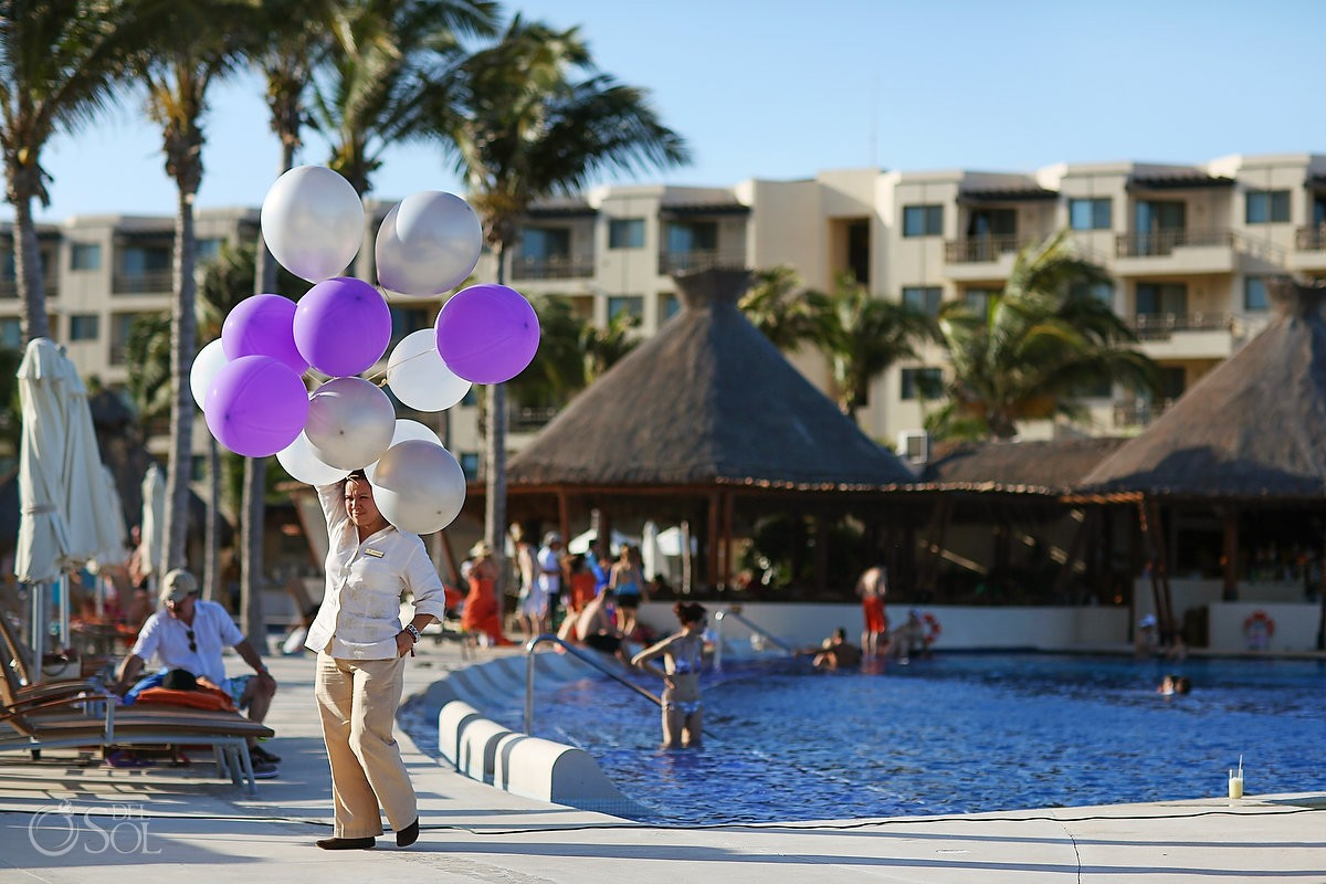 dreams riviera cancun wedding coordinator
