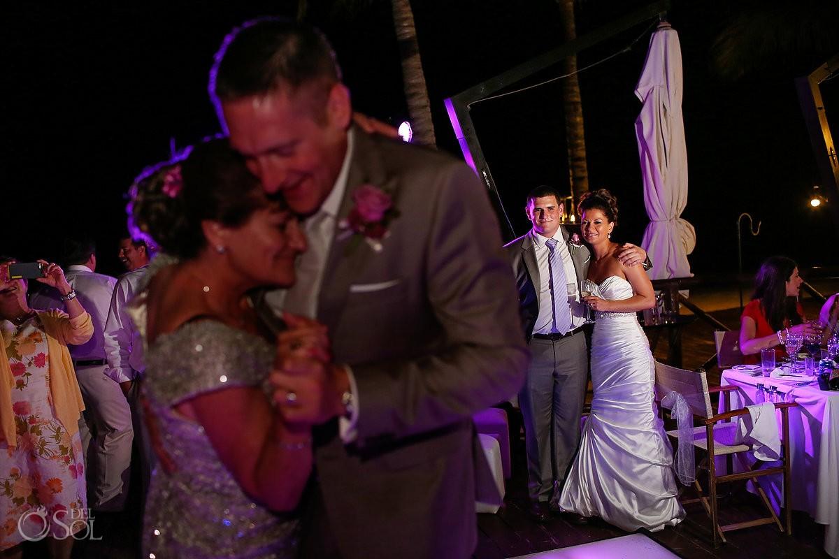 Mexico wedding Dreams Riviera Cancun