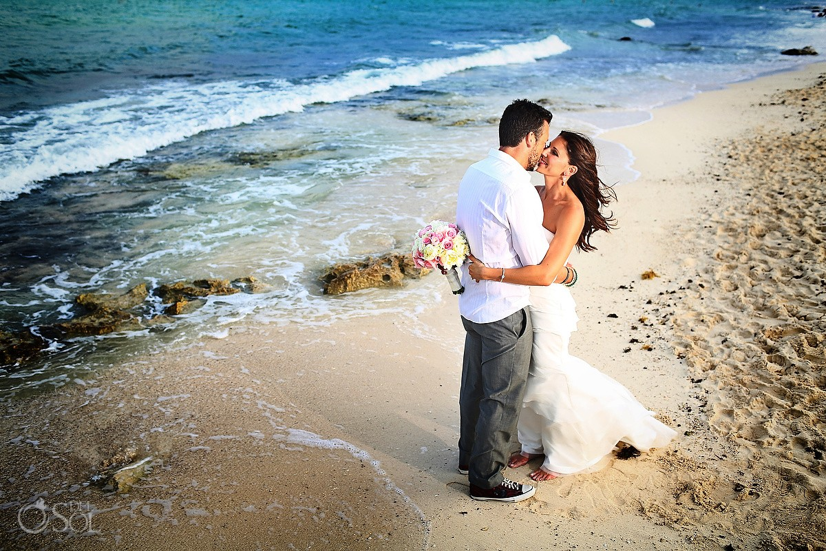 Wedding beach Le Reve Hotel and Spa Riviera Maya