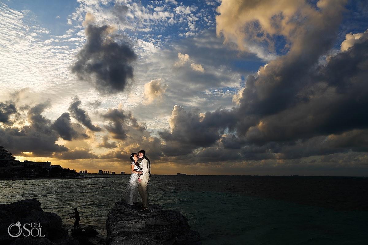 Wedding Cancun Riu Palace Peninsula