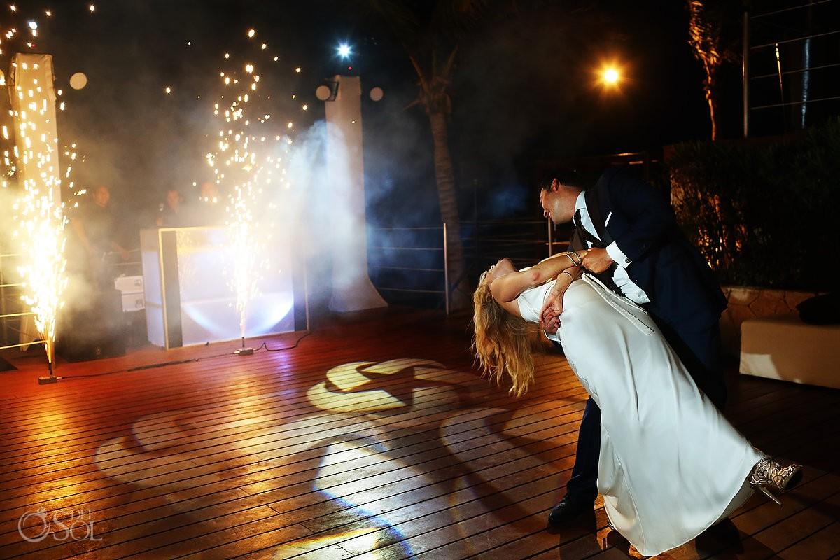 Mexico wedding Playa del Carmen The Royal Hideaway Playacar
