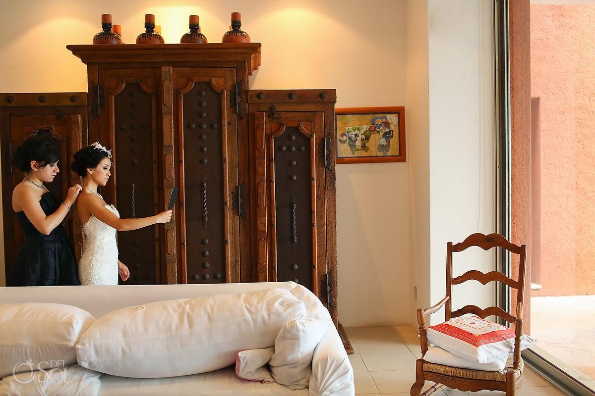 Isla Mujeres Casa de los Suenos wedding