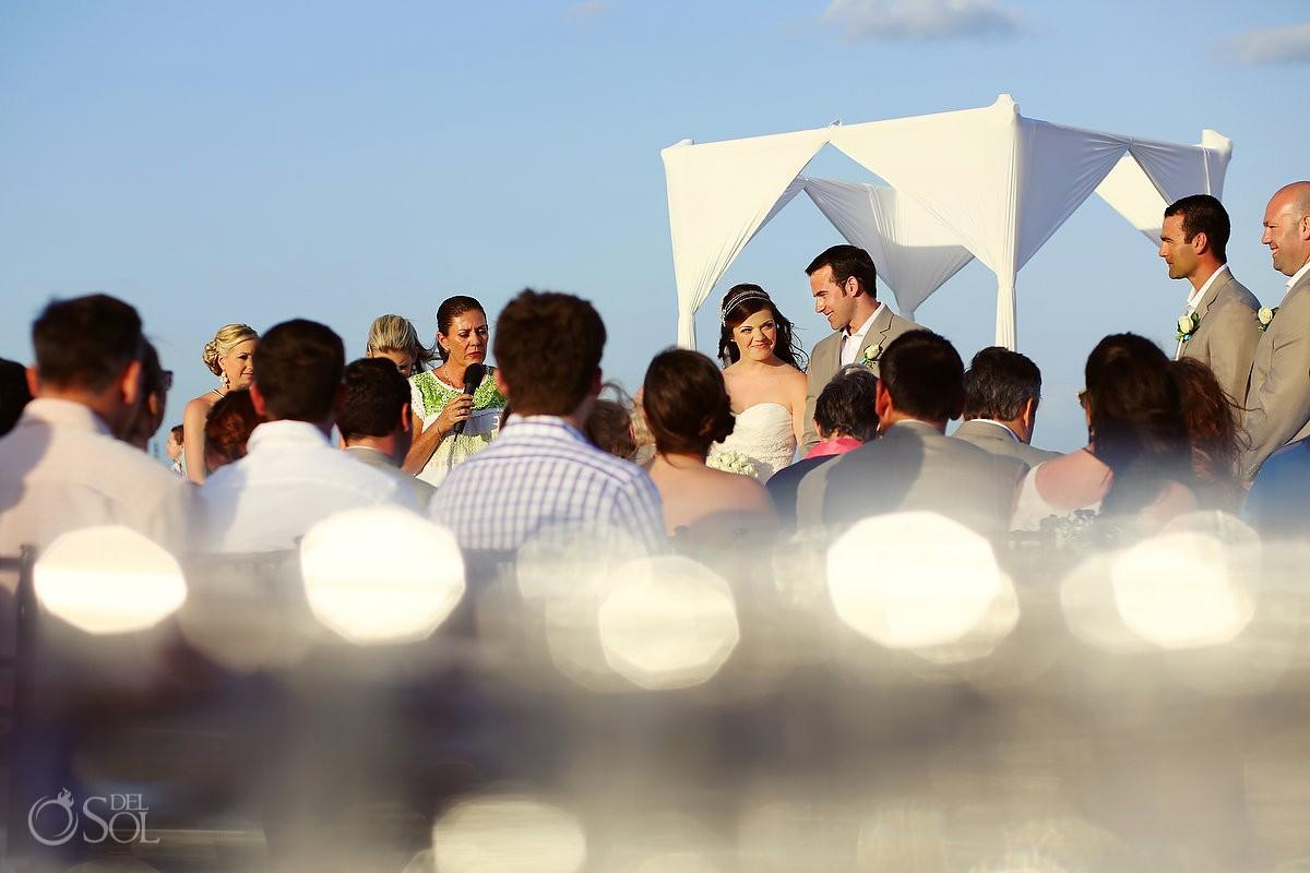 Wedding Riviera Maya Iberostar beach