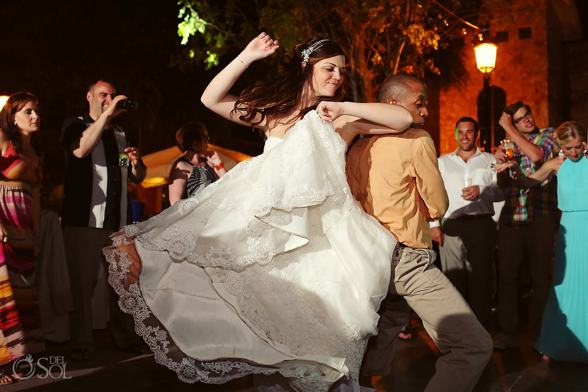 Wedding Riviera Maya Iberostar shopping center