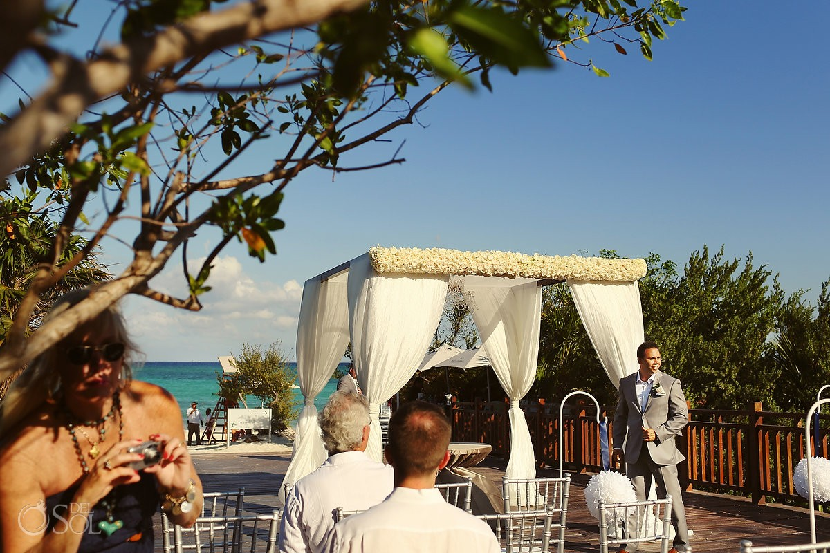 Playa Del Carmen Wedding Paradisus La Perla Jessica And Jay