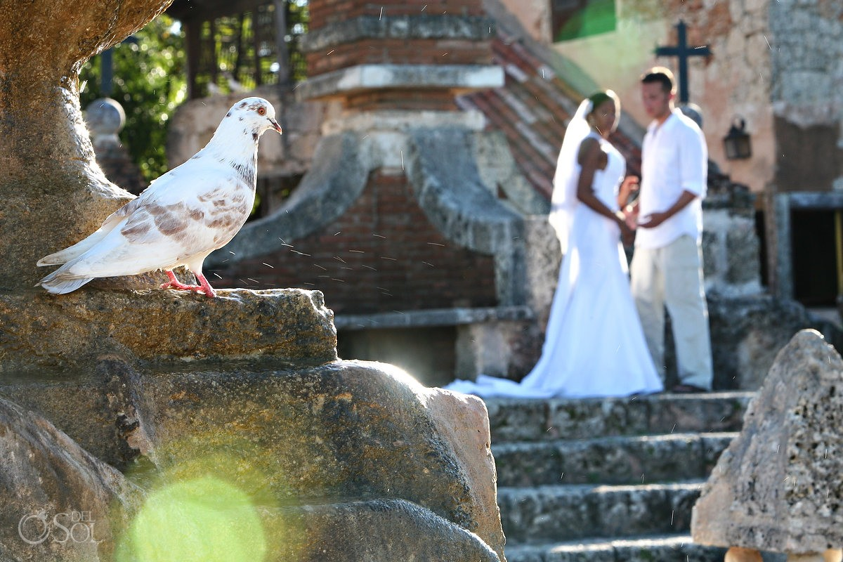 Altos de Chavon Wedding photos Dominican Republic