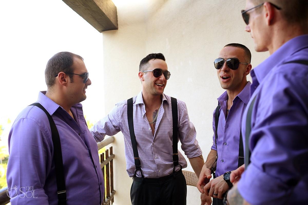 Destination wedding Dreams Riviera Cancun Mexico