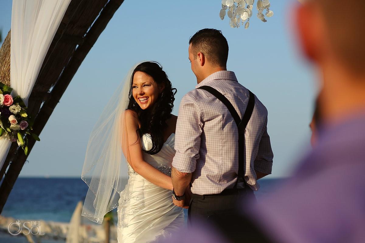 Gazebo wedding Dreams Riviera Cancun Mexico