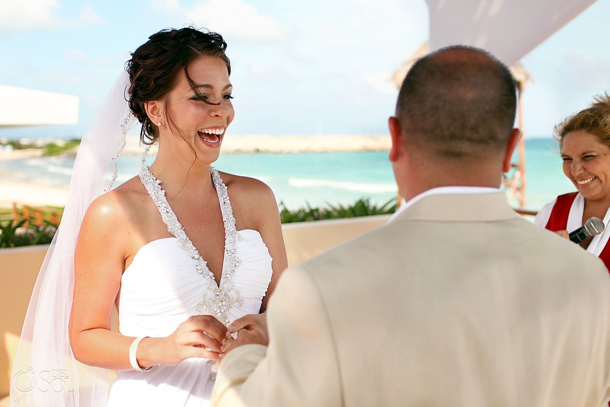Riviera Maya wedding Now Jade Resort Mexico