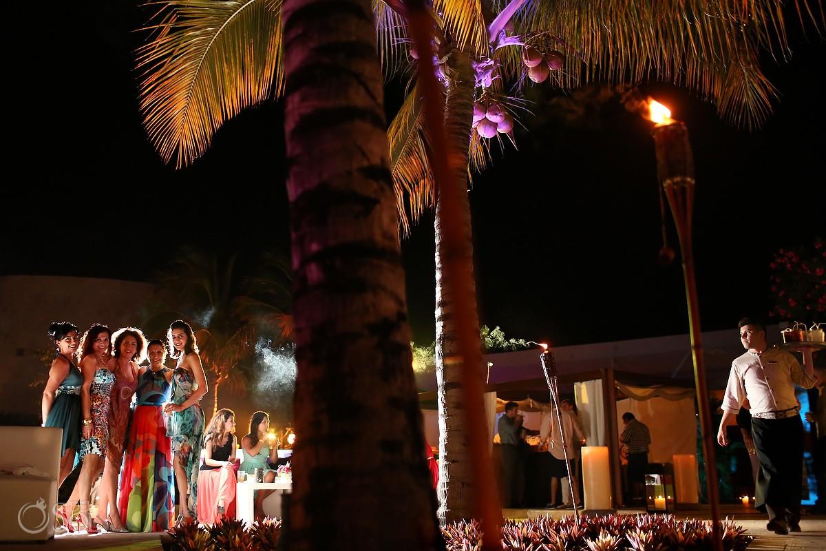 Riviera Maya photography party Rosewood Mayakoba
