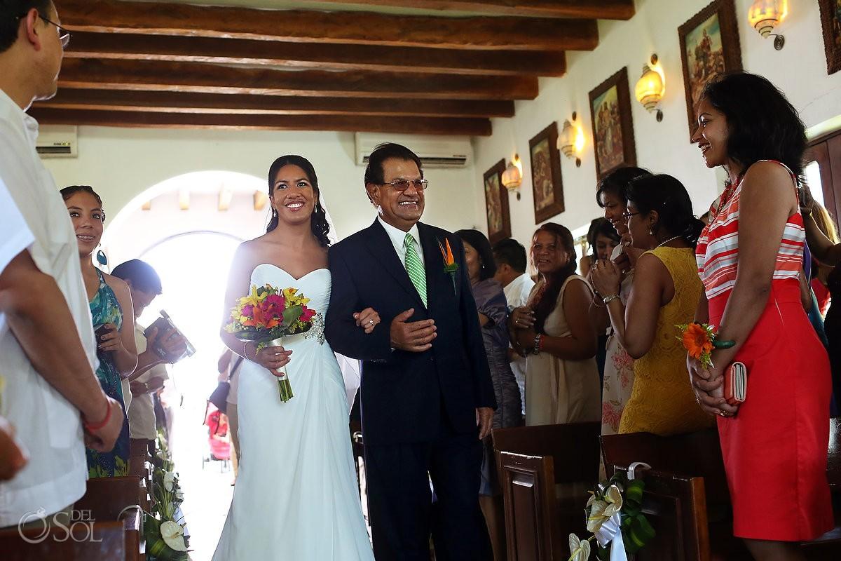 Playa del Carmen wedding chapel